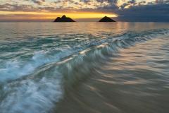 Daybreak in Paradise